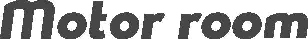Motor room logo